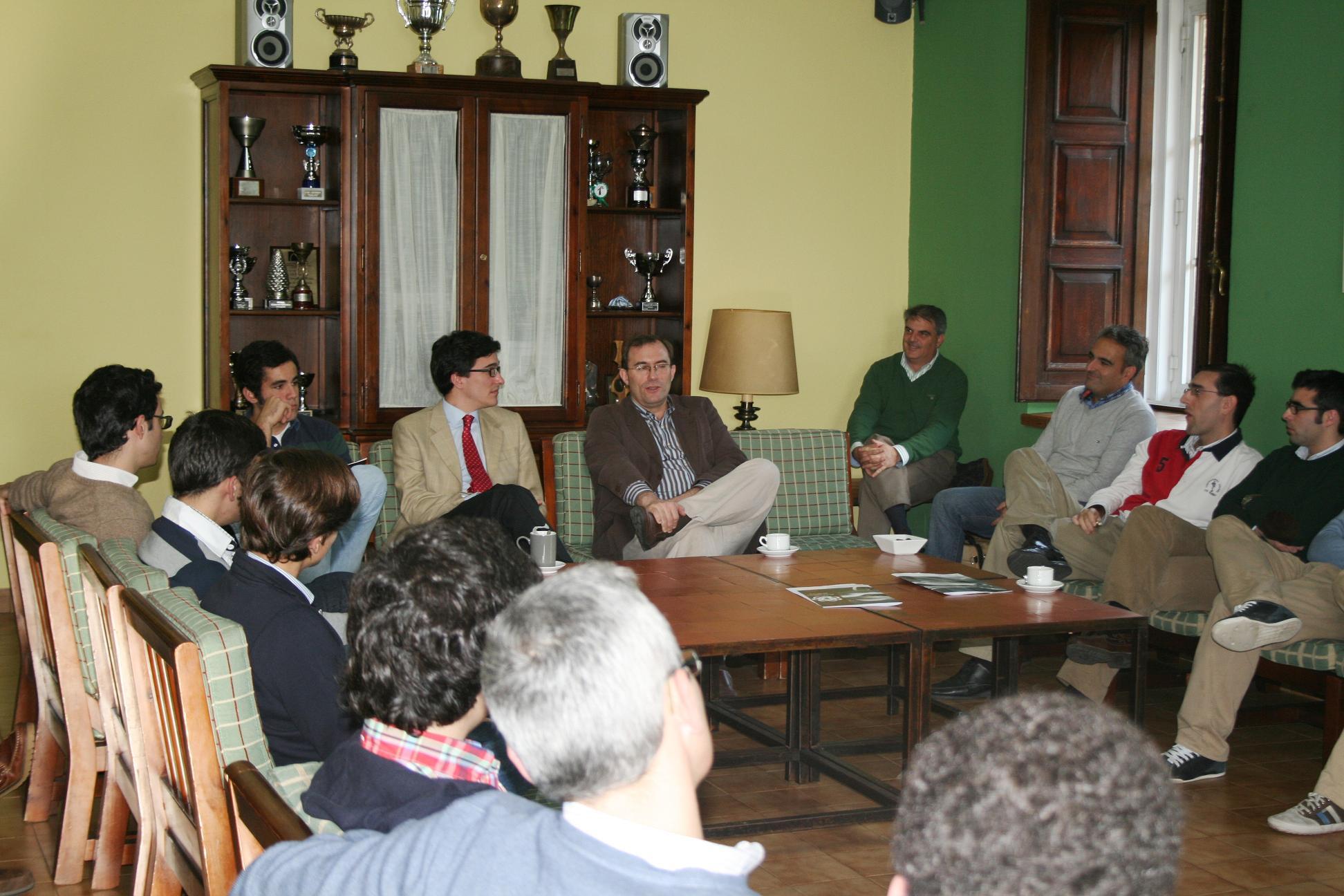 El crítico de cine Jerónimo José Martín, inaugura la 45 edición del Congreso Universitario Foro UNIV´12
