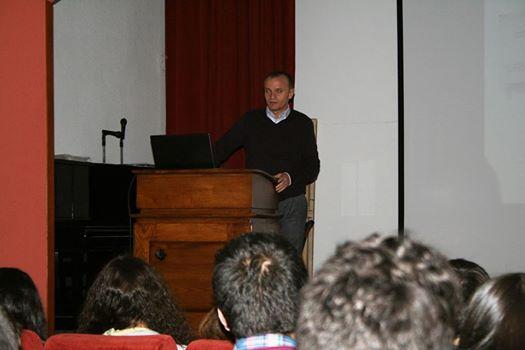 El Presidente de la Sociedad Española de Cardiología, el Catedrático José Ramón González Juanatey participa en el Ciclo de Especialidades Médicas del Colegio Mayor Universitario La Estila