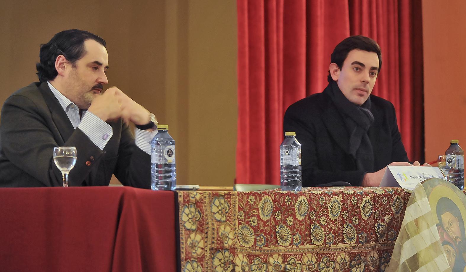 El Colegio Mayor imparte una sesión en el Curso de Formación en Matrimonio y Familia